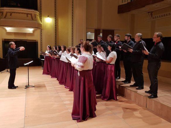Masterclassde cânt și dirijat coral, sub bagheta maestrului Emanuel Pecingină (GALERIE FOTO + VIDEO)