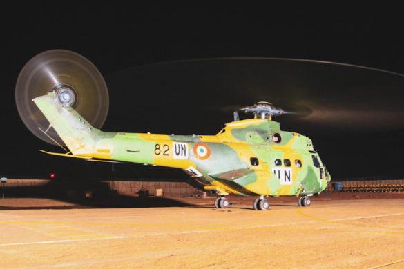 MApN: Misiune MEDEVAC în Mali (GALERIE FOTO)