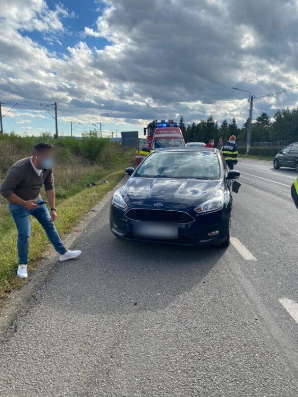 Accident GRAV pe un drum național: 10 victime