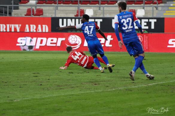 UTA – FC Botoșani 0-0. Meci echilibrat, dar fără spectacol (GALERIE FOTO)