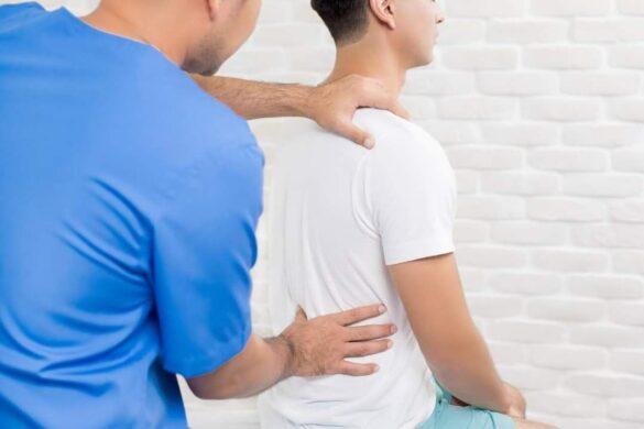 Afectiunile coloanei vertebrale