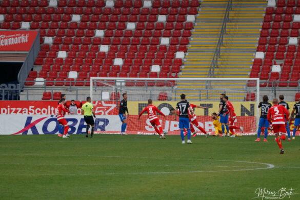 UTA Arad a câștigat primul meci din play-out și s-a îndepărtat de zona retrogradabilă (GALERIE FOTO)
