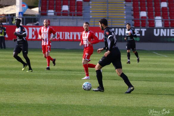 """UTA Arad – Hermannstadt 0-1. Reacția lui Laslo Balin după meci: """"Un meci slab pentru nivelul ligii"""" (VIDEO + GALERIE FOTO)"""