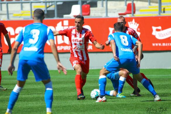 Poli Iași, ultima din play-out-ul Ligii 1 a câștigat la Arad (GALERIE FOTO)